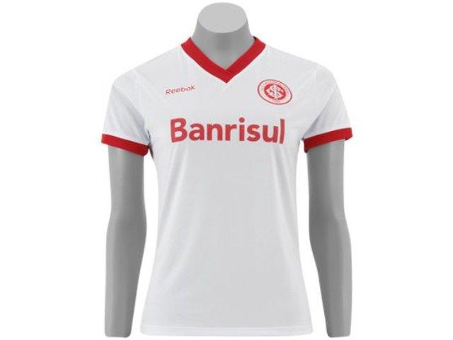 T-shirt Feminino Inter In6048 Branco