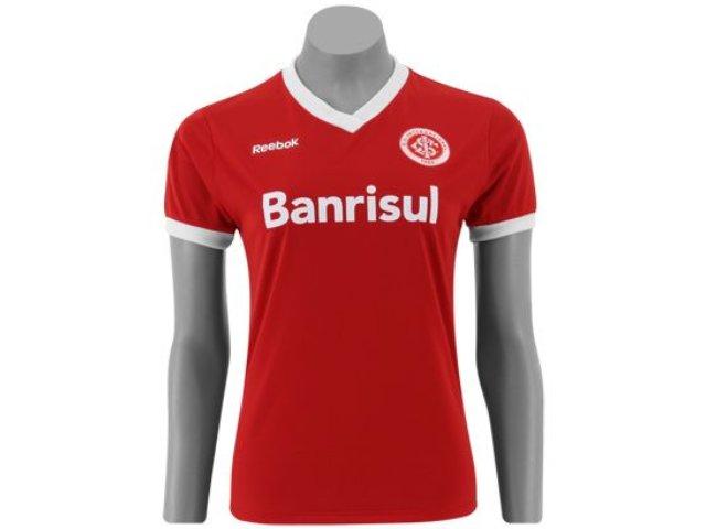 T-shirt Feminino Inter In6045 Vermelho