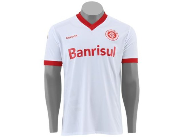 Camisa Masculina Inter In6054 Branco