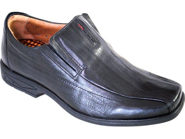Sapato Masculino Pegada 20502-1 Preto