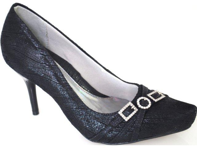 Sapato Feminino Ramarim 1065205 Preto