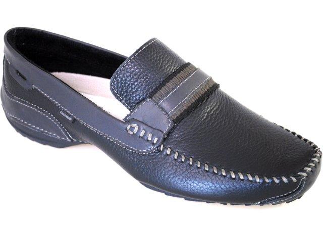 Sapato Masculino Free Way King-4gx Preto