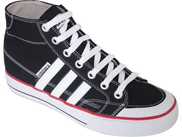 Tênis Masculino Adidas Clemente G31775 Preto/branco