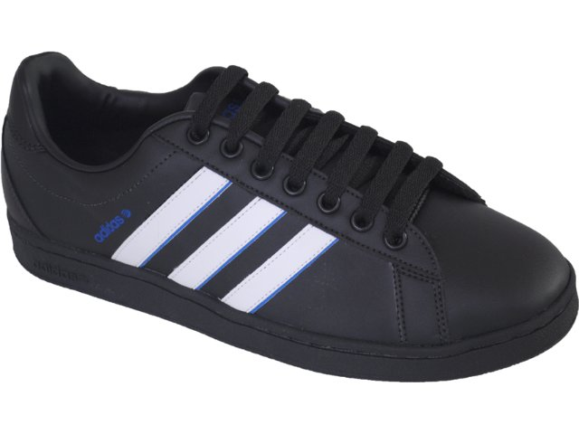 Tênis Masculino Adidas Derby G29628 Preto/branco