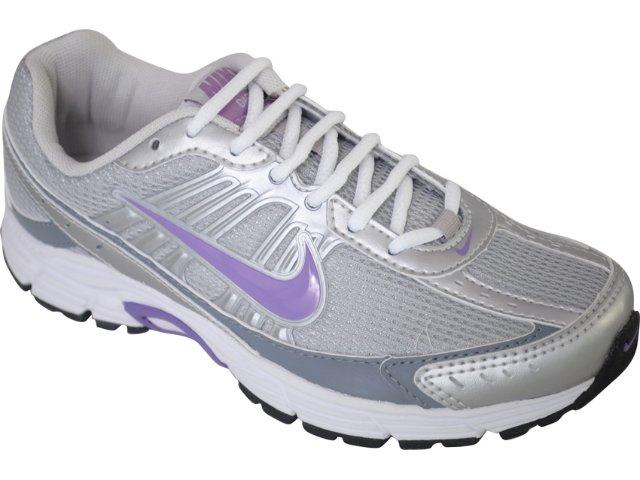 Tênis Feminino Nike Dart 410237-001 Cinza/lilas