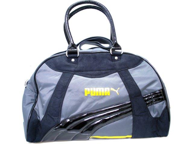 Bolsa Masculina Puma 067927 Preto/cinza