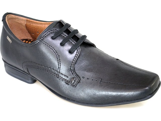 Sapato Masculino Pegada 20156-1 Preto