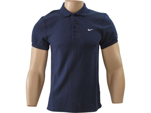 Camiseta Masculina Nike 340803-473 Marinho