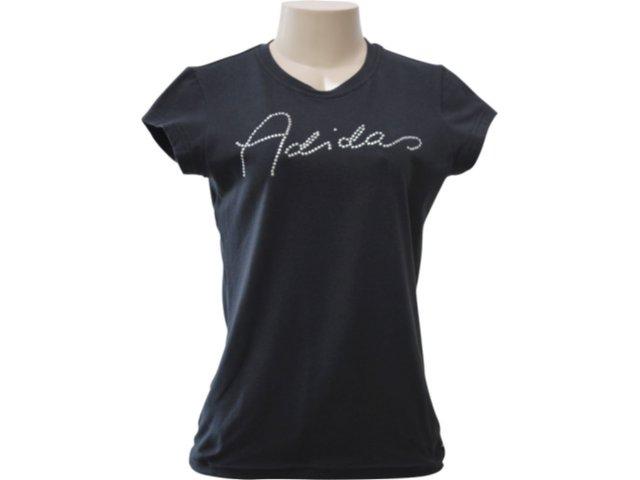T-shirt Feminino Adidas P25096 Preto