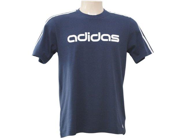 Camiseta Masculina Adidas P09125 Marinho