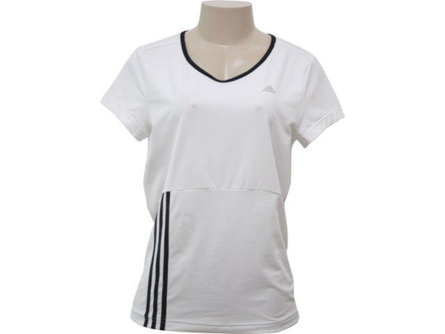 T-shirt Feminino Adidas 508295 Branco