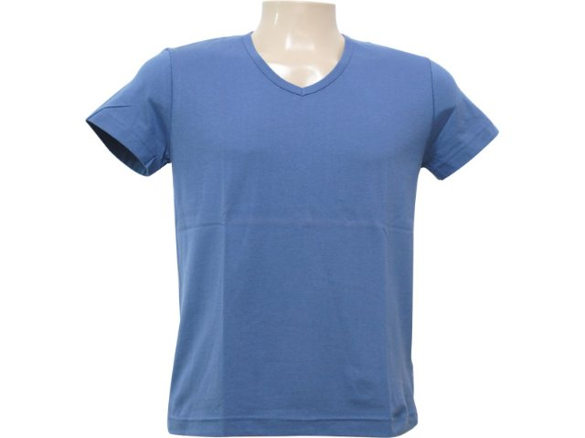Camiseta Masculina Hering 42u6 Ae307s Marinho