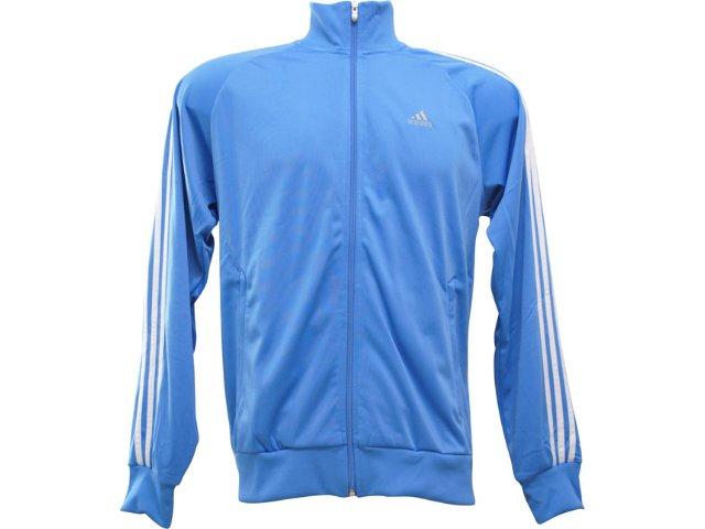 Jaqueta Feminina Adidas E14890 Azul/branco