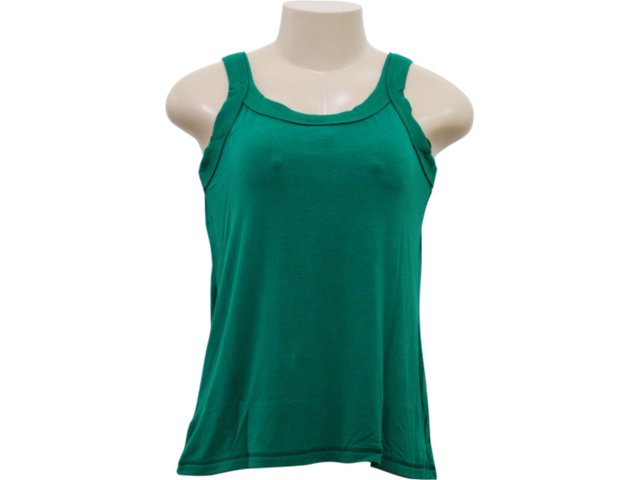 Blusa Feminina Hering 01jc/w9h07s Verde