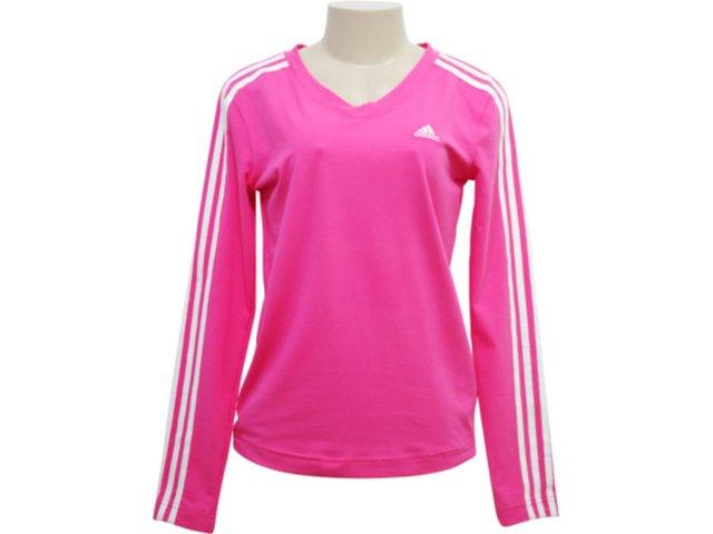 Camiseta Feminina Adidas 893029 Pink