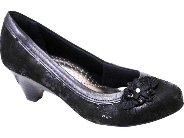 Sapato Feminino Campesi 1337 Preto