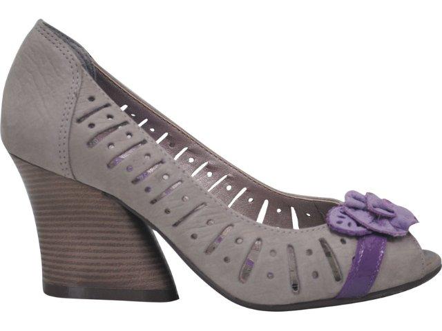 Sapato Feminino Ramarim 1117104 Rato/lilas