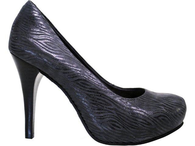 Sapato Feminino Tanara 1962 Preto