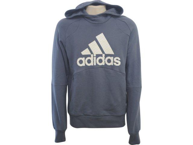 Blusão Masculino Adidas E17745 Grafite