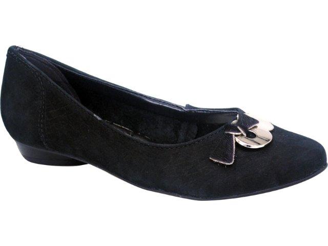 Sapato Feminino Ramarim 114102 Preto