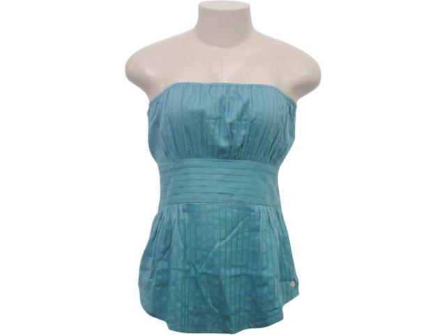 Blusa Feminina Hering Kz65 W9lsi Verde