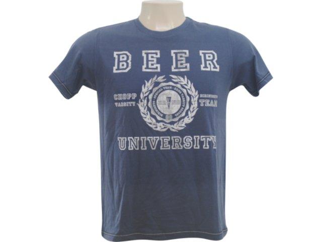 Camiseta Masculina Hering 4c2f A6v10 Marinho