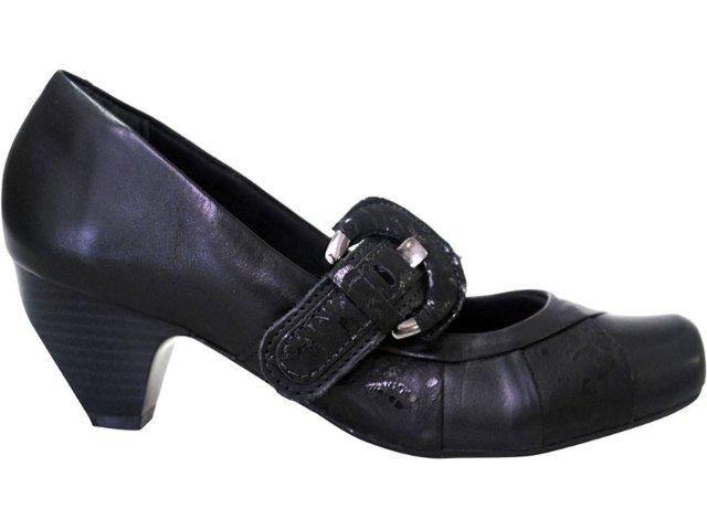 Sapato Feminino Campesi 1691 Preto