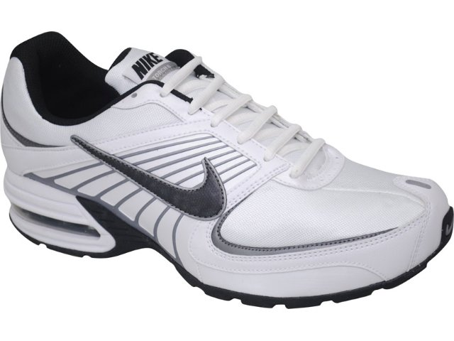 Tênis Masculino Nike Max Torch 385746-101 Branco/preto