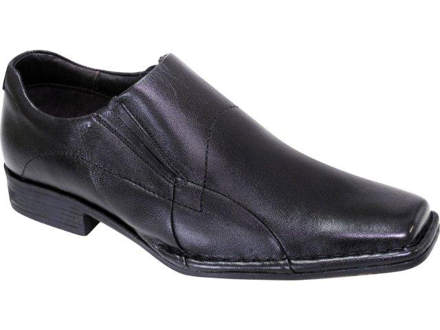 Sapato Masculino Ferracini 4264 Preto