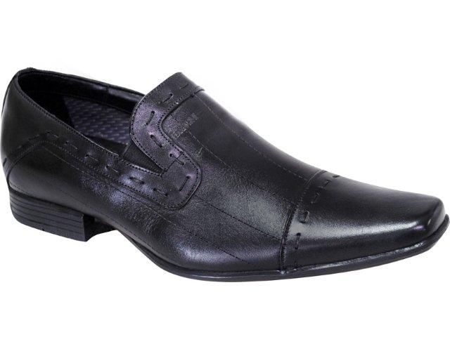 Sapato Masculino Ferracini 5925 Preto