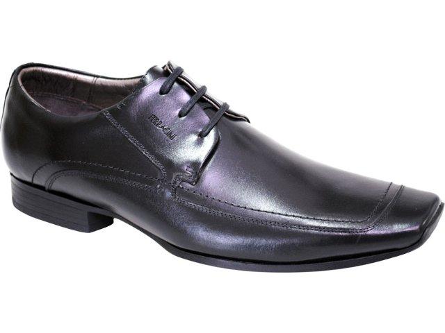 Sapato Masculino Ferracini 6280 Preto