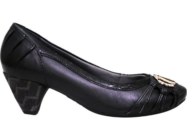 Sapato Feminino Campesi 1732 Preto