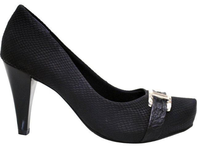 Sapato Feminino Ramarim 1169122 Preto