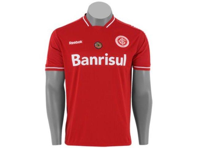 Camiseta Masculina Inter In16000v Vermelho