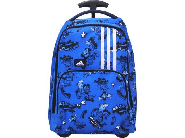 Mochila Uni Infantil Adidas V42753 Disney Azul