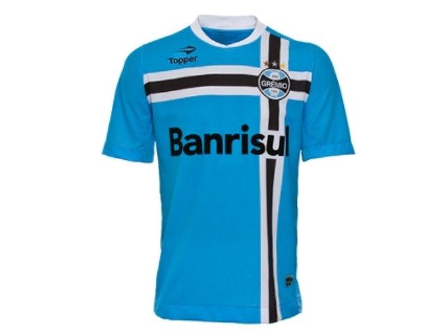 Camisa Masculina Grêmio C7001m 2011 Celeste
