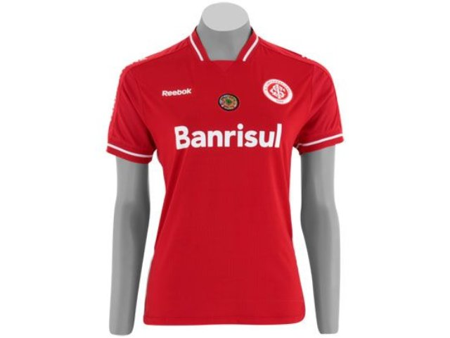 T-shirt Feminino Inter In16004v Vermelho