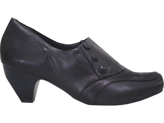 Sapato Feminino Campesi 1395 Preto