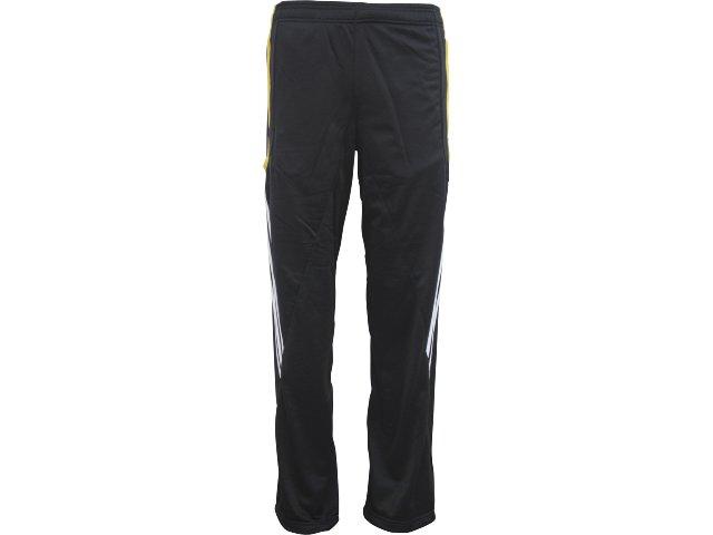 Calça Masculina Adidas V12601 Preto/amarelo