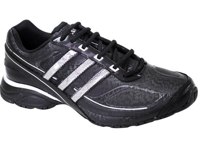 Tênis Masculino Adidas Evo Synt G29138 Preto/prata