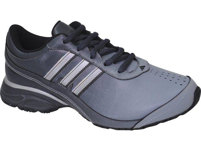 Tênis Masculino Adidas Micro Fh08 G29405 Cinza/pto