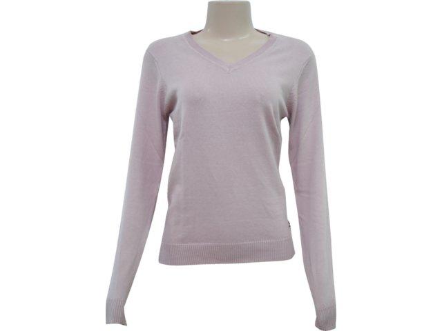 Blusa ml x Feminino Hering Km26 Kpfsi Rosa Antigo