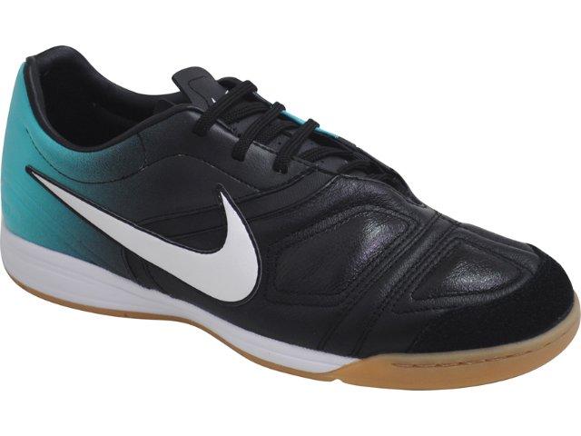 Tênis Masculino Nike Libretto 366242-014 Preto/turquesa