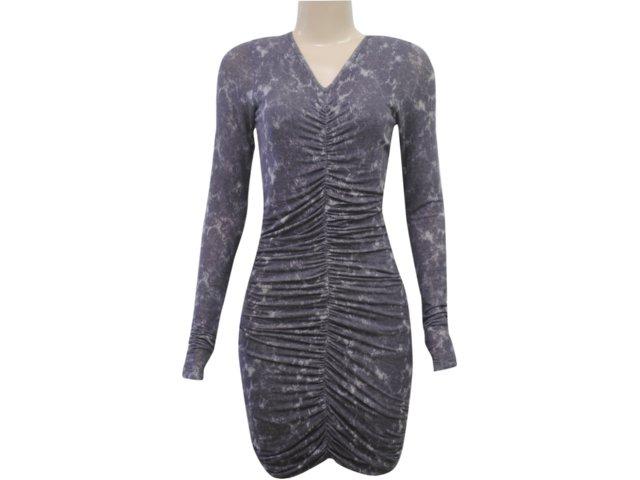 Vestido Feminino Index 13.02.0741 Chumbo