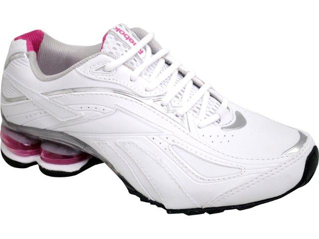Tênis Feminino Reebok Flux Branco/rosa