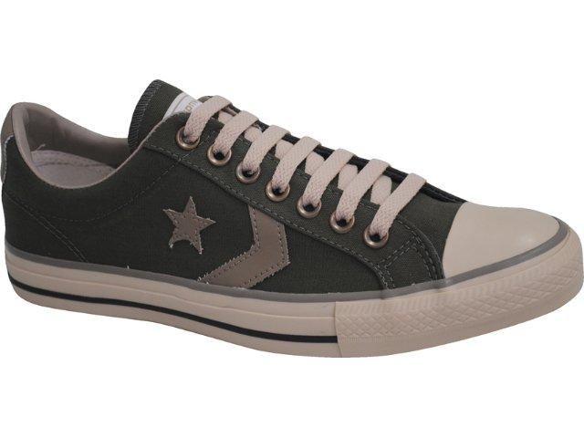 Tênis Masculino All Star 055550 Eclipse Khaki