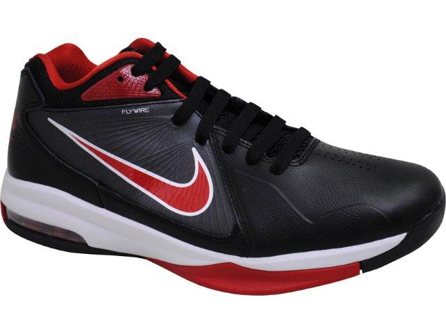 Tênis Masculino Nike Max Flight 441948-007 Preto/vermelho