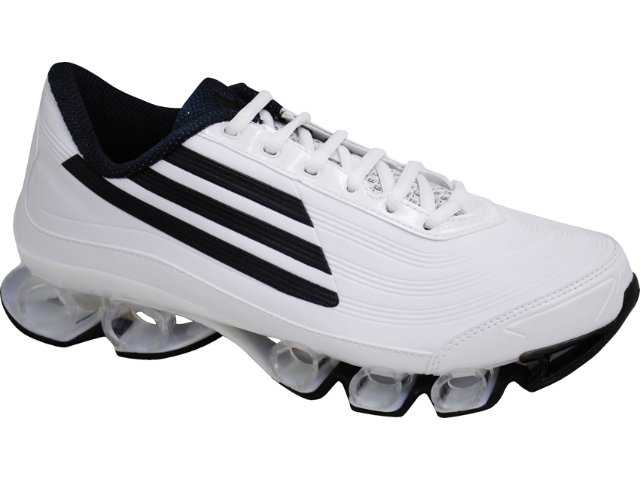 Tênis Masculino Adidas Titan G44668 Branco/preto