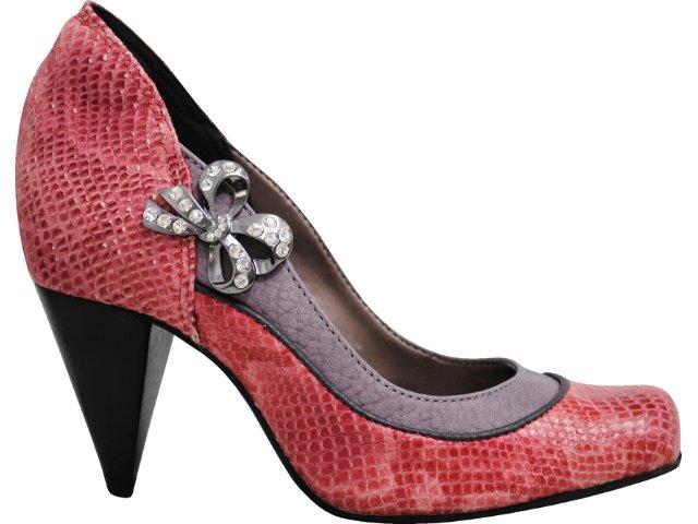 Sapato Feminino Tanara 2094 Vermelho