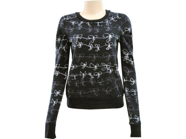 Blusão Feminino Hering 04gm 1a00s Grafite